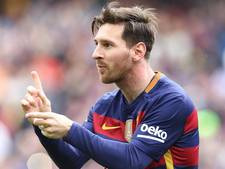 Messi stapt over op blonde coupe