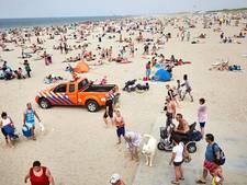 Hoekse strandwachten kijken terug op druk seizoen