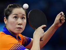 Li Jie bereikt halve finale EK tafeltennis na thriller