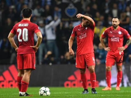 Leicester maakt zich belachelijk met B-ploeg