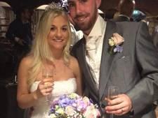 Bedrogen vrouw veilt trouwjurk om scheiding te betalen