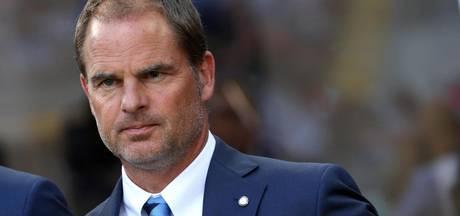 Inter komt met schrik vrij bij thuisdebuut De Boer