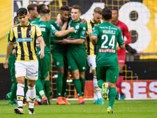 LIVE: Hoesen zet Groningen na vier minuten op voorsprong
