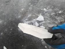 'Boefjes' bederven ijspret in Doornenburg