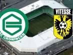 LIVE: Vitesse zonder Chelsea-huurlingen aan aftrap tegen Groningen