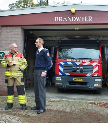 Nieuwe brandweerpost voor Wolfheze