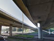 A1 bij Eembrugge korte tijd dicht na ongeval