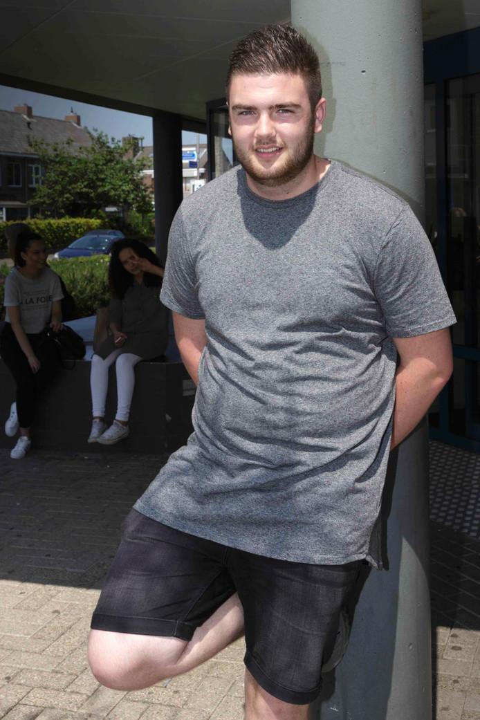 Jordy Peters uit Nijmegen.