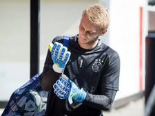 Jasper Cillessen traint 'gewoon' mee met Ajax