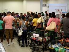 Orkaan Matthew groeit op weg naar Jamaica naar zwaarste categorie