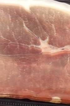 Utrechter haalt 'wereldnieuws' met foto van pakje ham