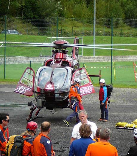 Verongelukte bergbeklimmer ervaren alpinist uit Rotterdam
