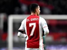 El Ghazi voor ruim acht miljoen van Ajax naar Lille