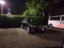 Jongen (15) joyridend in een Mercedes door Diemen