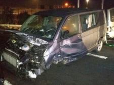 Dollemansrit vanuit Den Haag eindigt met crash op A20