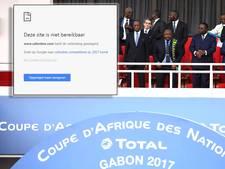 Russische hackers: Wij legden site Afrika Cup plat