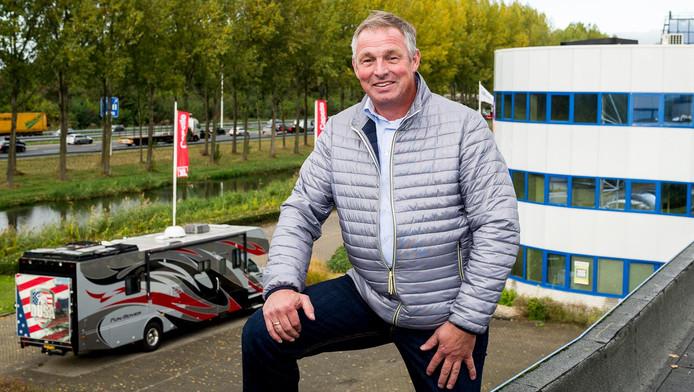 [Foto: 'Pretpark' voor fotografie aan de A20 in Capelle a/d IJssel]