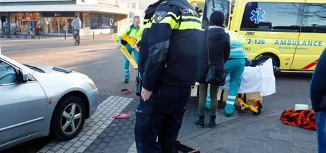 Voetganger gewond bij oversteken Franz Lehárplein in Eindhoven