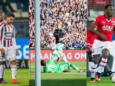 'Clubrecord' Willem II, 1000ste in Kuip, krachtpatser Haps