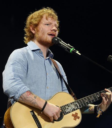 Verrassing: daar is Ed Sheeran opeens in Ziggo Dome