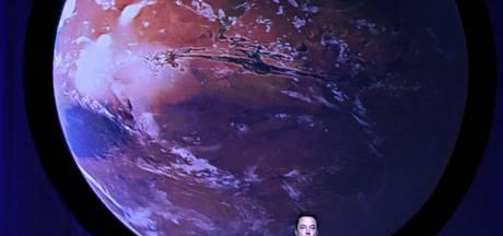 'Eerste reis naar Mars in 2022'