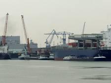 Havenbedrijven steggelen over toegang Sloekade