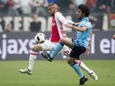 Ajax met pijn en moeite voorbij FC Utrecht