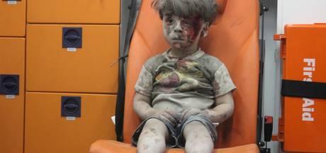 Assad noemt beelden van vijfjarige Omran 'nep'