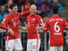 Robben met Bayern weer aan kop na blamage Leipzig