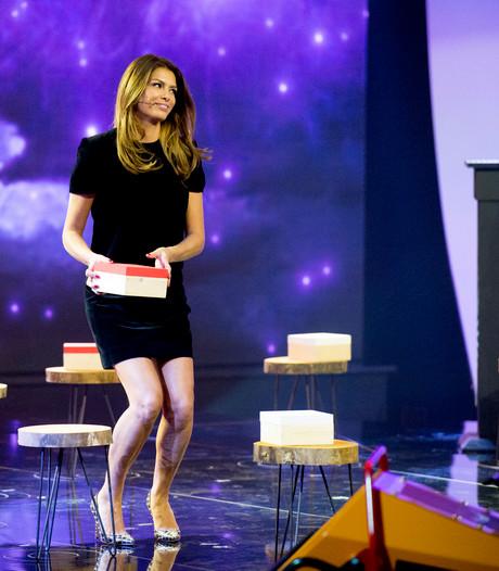 Sabia nu echt klaar in Duitse versie Dance Dance Dance