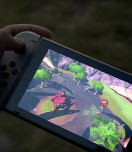 Nintendo presenteert Switch: spelcomputer voor thuis en onderweg