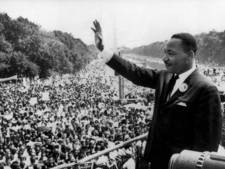 Hollywoodsterren eren Martin Luther King: 'I have a dream'