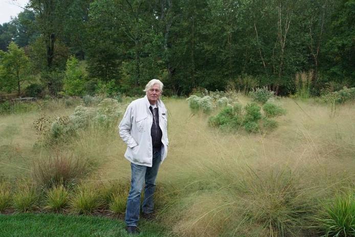 """Piet Oudolf: """"Met planten zoeken we de grens op."""""""