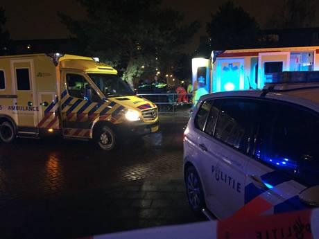 Man zwaargewond bij schietpartij op Kop van Zuid in Rotterdam