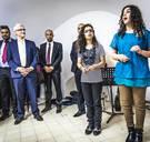 Geert Bourgeois probeert Palestijnen te steunen én Israëli's te vriend te houden op reis in Midden-Oosten