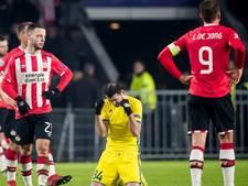 Europees avontuur PSV ten einde na remise tegen Rostov