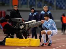 Scorende Hoedt met Lazio naar kwartfinales