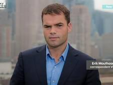 Erik Mouthaan blijft VS-correspondent RTL