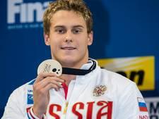 Russische zwemmers stappen naar CAS