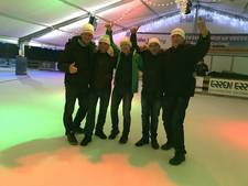 Witte IJspegels wint curlingcompetitie Duiven