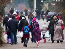 Mook huisvest veel vluchtelingen in 2016