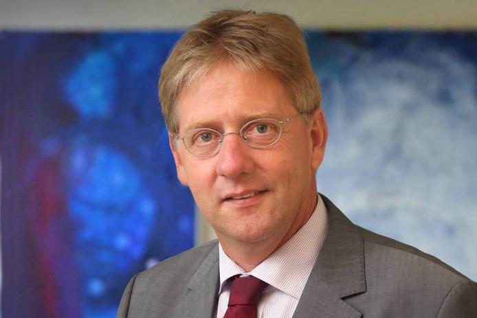 Gerard Meijer, voorzitter van het College van Bestuur van de Radboud Universiteit. Foto: Gerard Verschooten