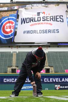 Back to the future voor Cubs of Indians in World Series