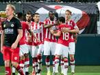 PSV pakt eredivisierecord na winst op Excelsior