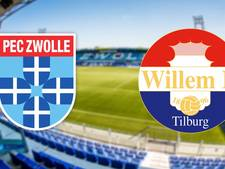 PEC kan Willem II voorbij op ranglijst bij overwinning