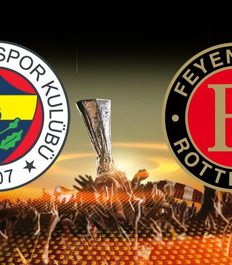 Feyenoord gelooft in goede afloop in Istanbul