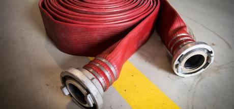 Brand in varkensstal Erp, mogelijk asbest vrijgekomen