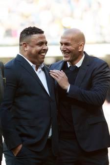 'Dikke Ronaldo' kan niet lachen om grapje van oud-teamgenoot Owen