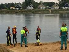 Zoektocht naar vermist persoon bij Limburgs zwemmeer