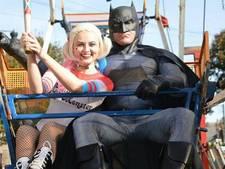 Britse 'Batman' gaat de strijd aan met killerclowns
